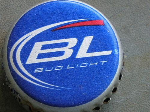 Bud Light Bottle Cap