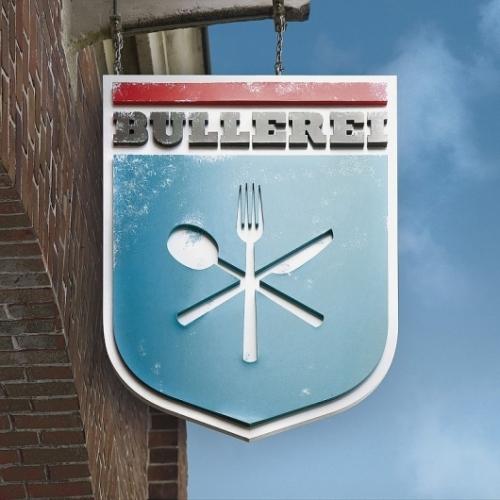 Bullerei – Restaurant & Deli – Corporate Design