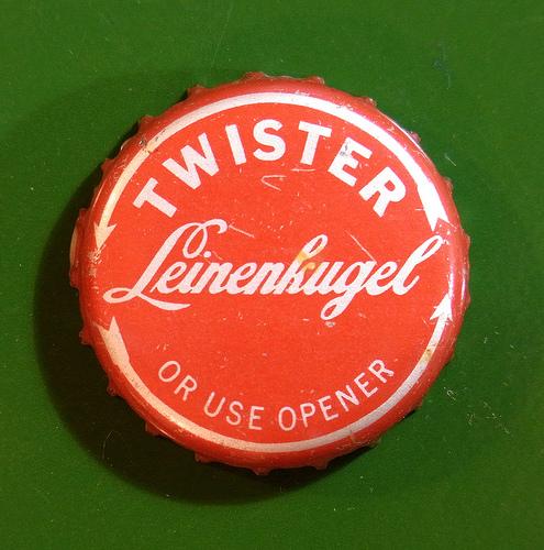 Leinenkugel Bottle Cap