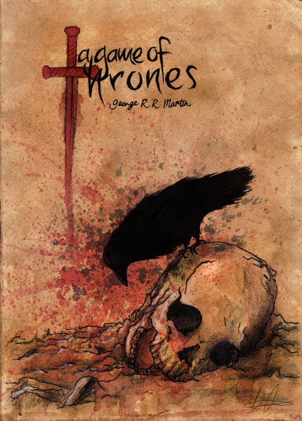 A Game of Thrones by Elesey
