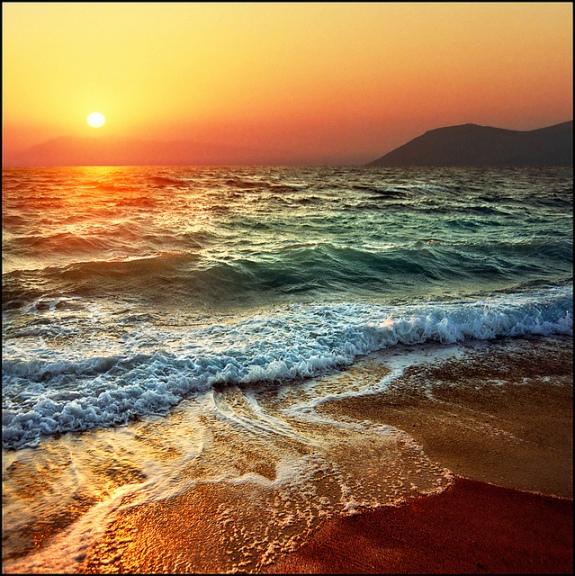Ocean of possibilities by Katarina Stefanovic
