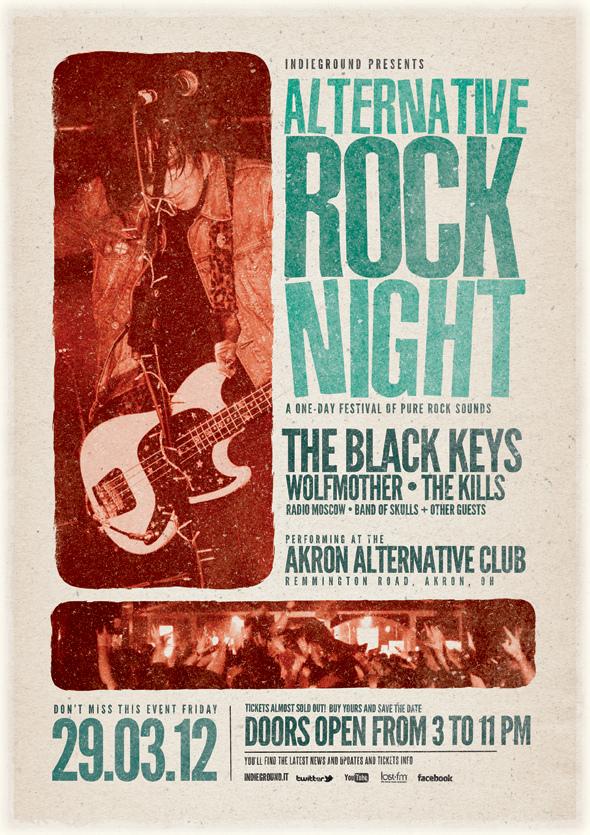 Alternative Rock Night