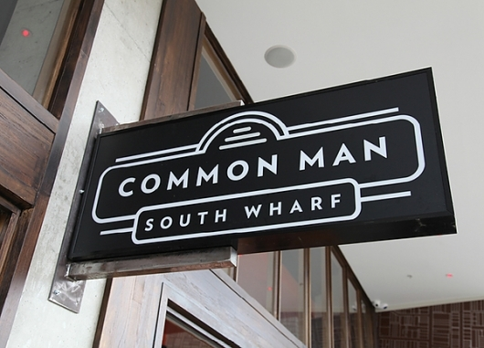 Common Man Branding
