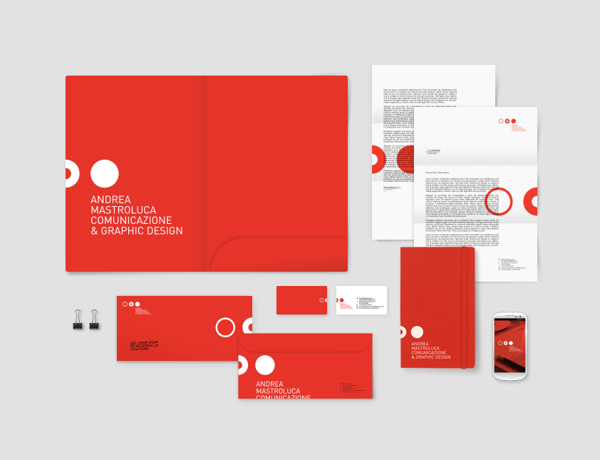 Personal identity by Andrea Mastroluca