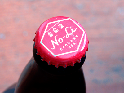 No-Li Bottle Cap by Riley Cran