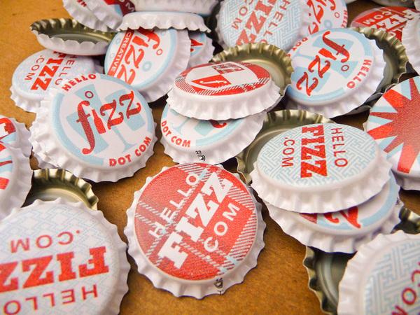 Fizz Bottle Caps