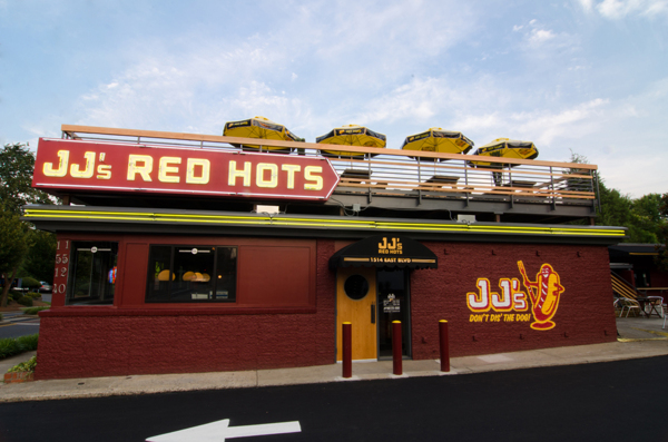 JJ's Red Hots