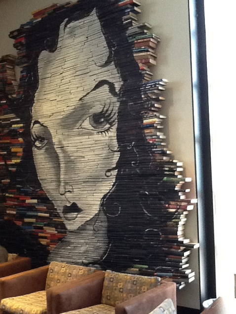 fine art1 Trash to Treasure: 40 Creative Recycled and Repurposed Artworks