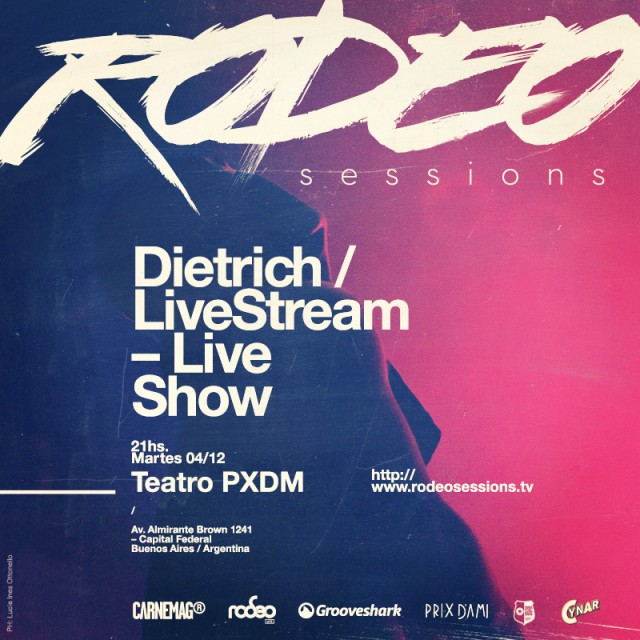 Rodeo Sessions #1/ Dietrich