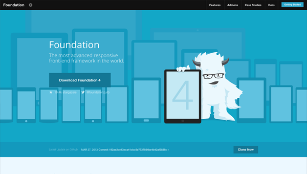 Foundation by Zurb