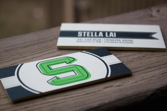 Personal Business Card by Stella Lai