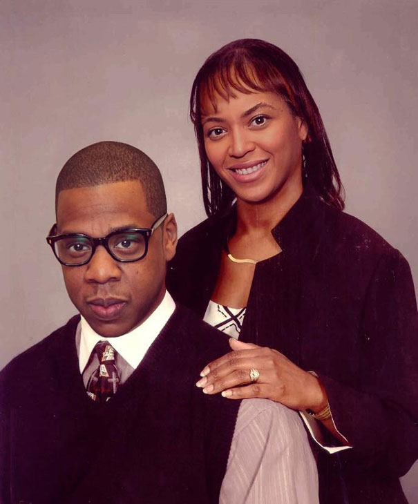 jay z and beyonce Priceless Humor: Celebrities Photoshopped as Ordinary People
