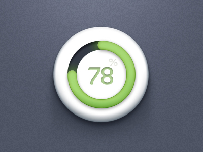 Progress bar(PSD) by Lu Jun Follow