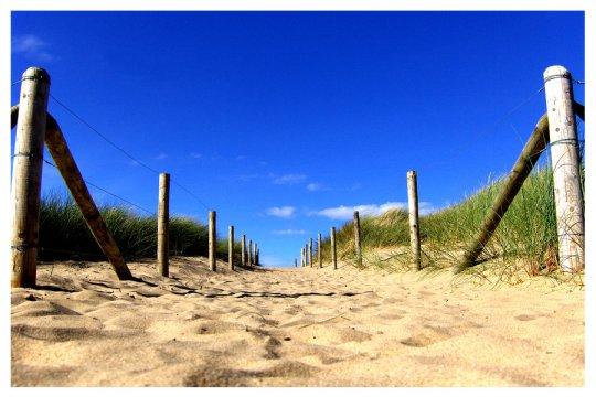 Life's a Beach by Gareth Bromley