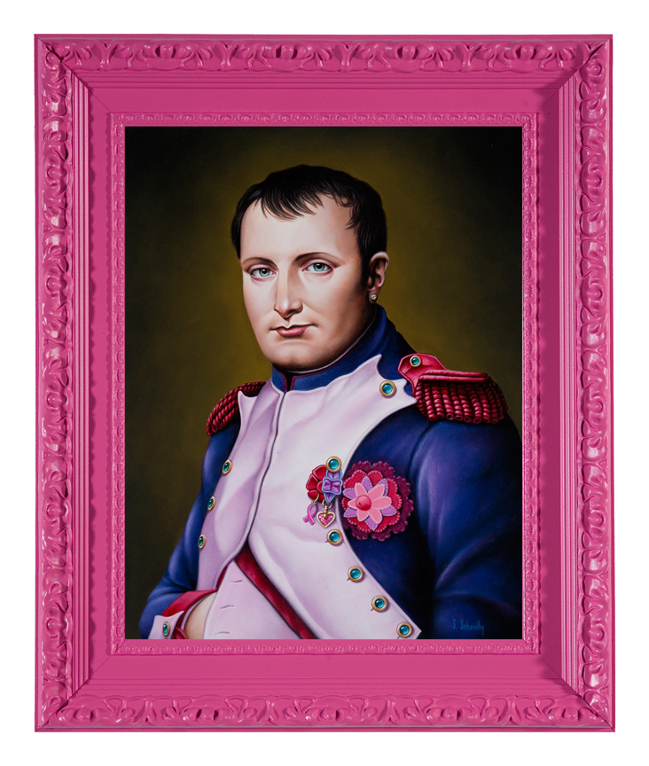pink series by scott scheidly 1 Feminine Mogul Portraits by Scott Scheidly