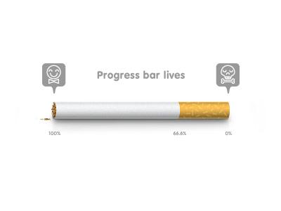 Progress bar lives by dimga