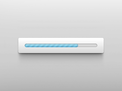 progress bar11 50 Inspiring Progress Bar Designs