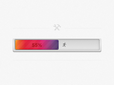 Progress Bar by Peter Gajdos Follow