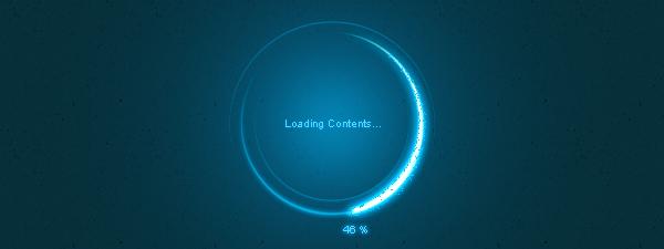 Loading Bar by Wasim