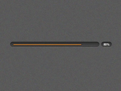 progressbar11 50 Inspiring Progress Bar Designs