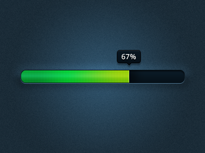 progressbar3 50 Inspiring Progress Bar Designs