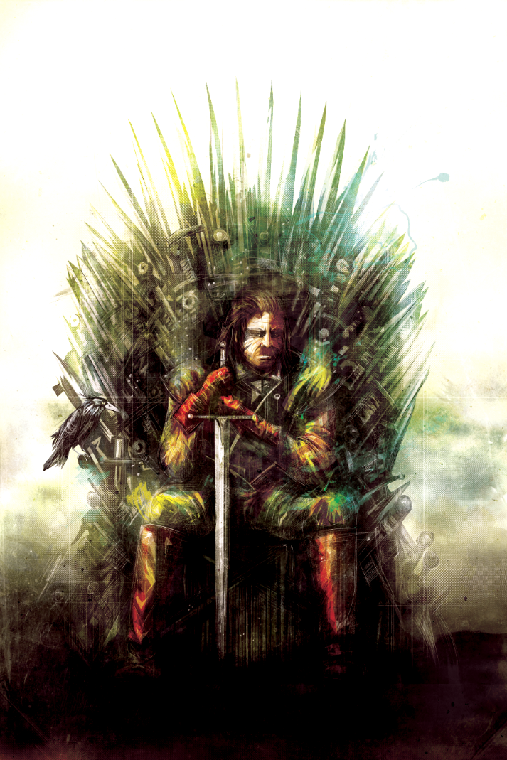 Game of Thrones by Marie Bergeron