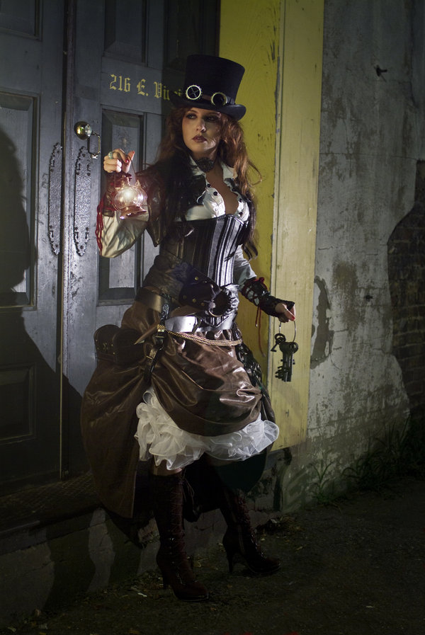 Steampunk Fashion by DizyDezi