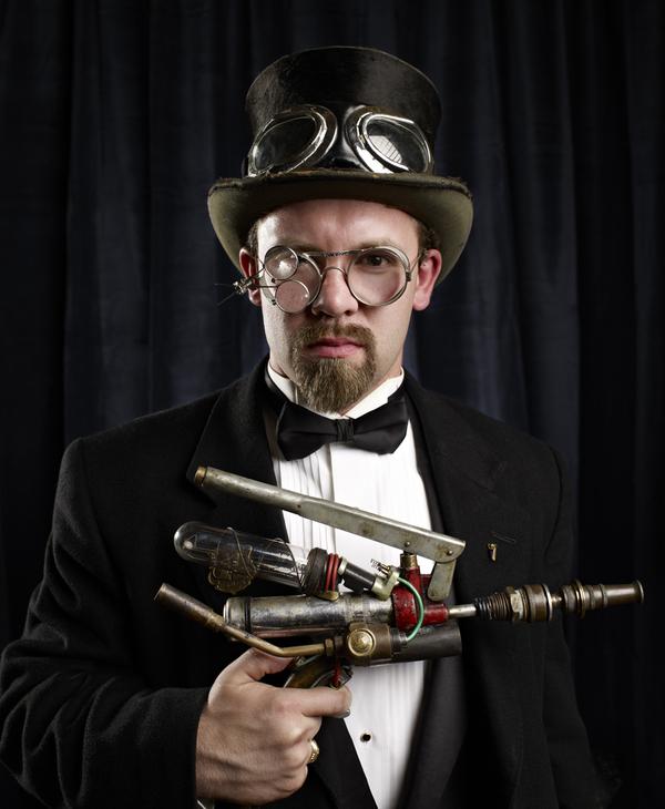 Steampunk Portraits by Matt Carr (2)