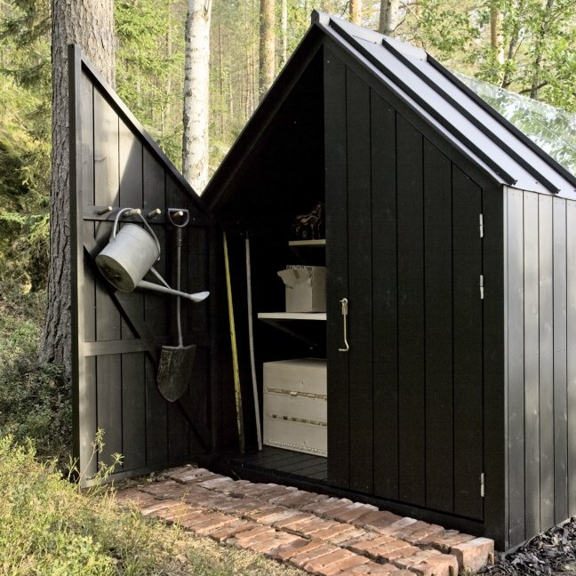 Finnish Garden Sleeping Shed