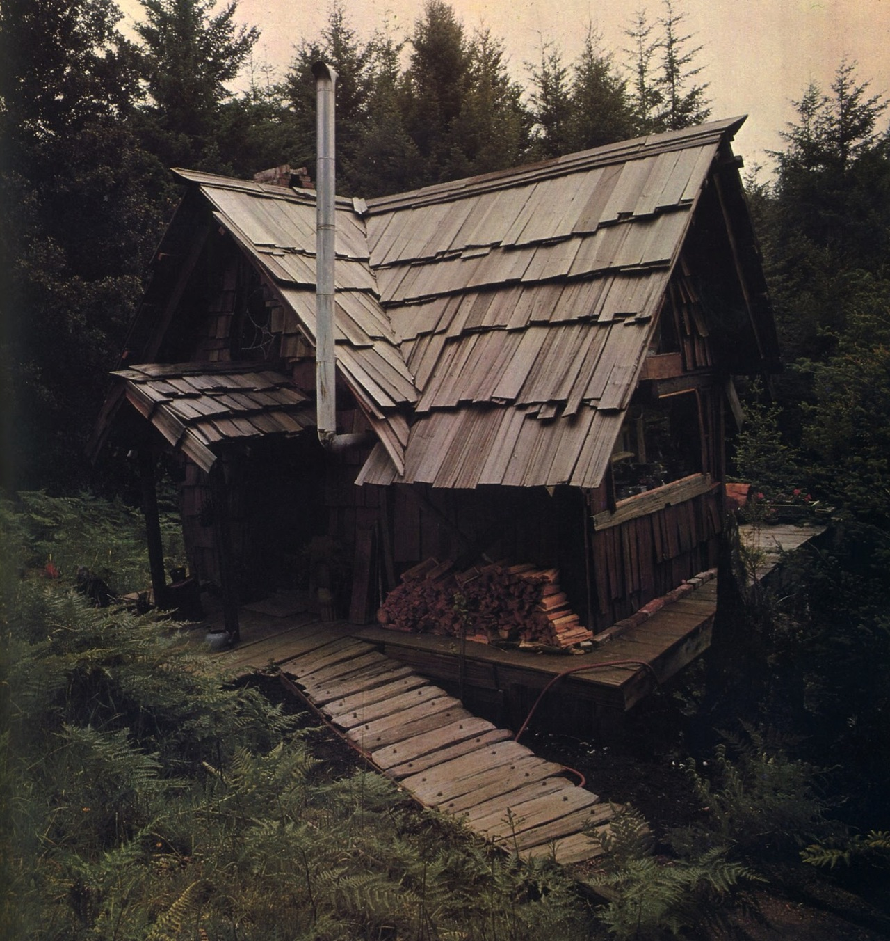 Handmade Houses by Art Boericke and Barry Shapiro