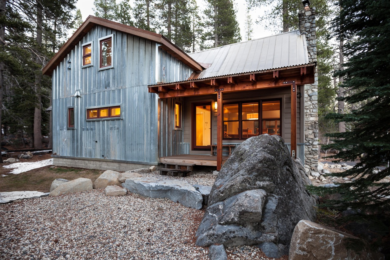 Donner Summit Cabin in Donner, California.