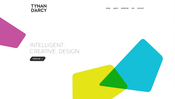 tynan darcy11 35 Nice Examples of Flat Web Design