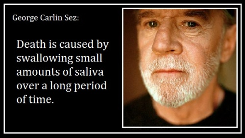 Wise Quotes From George Carlin (10)