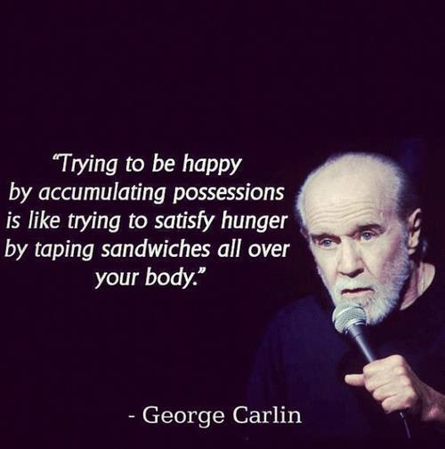 Wise Quotes From George Carlin (11)