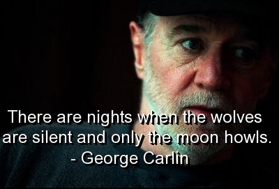 Wise Quotes From George Carlin (2)