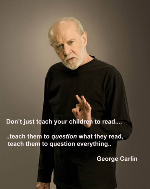 Wise Quotes From George Carlin (3)