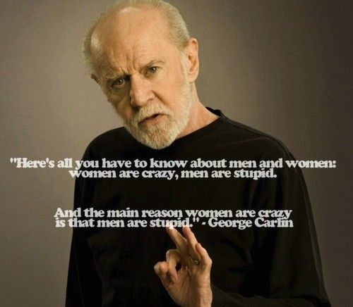 Wise Quotes From George Carlin (5)