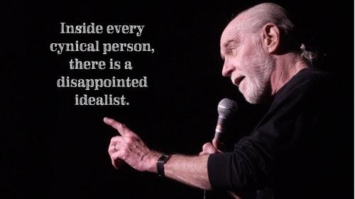 Wise Quotes From George Carlin (9)