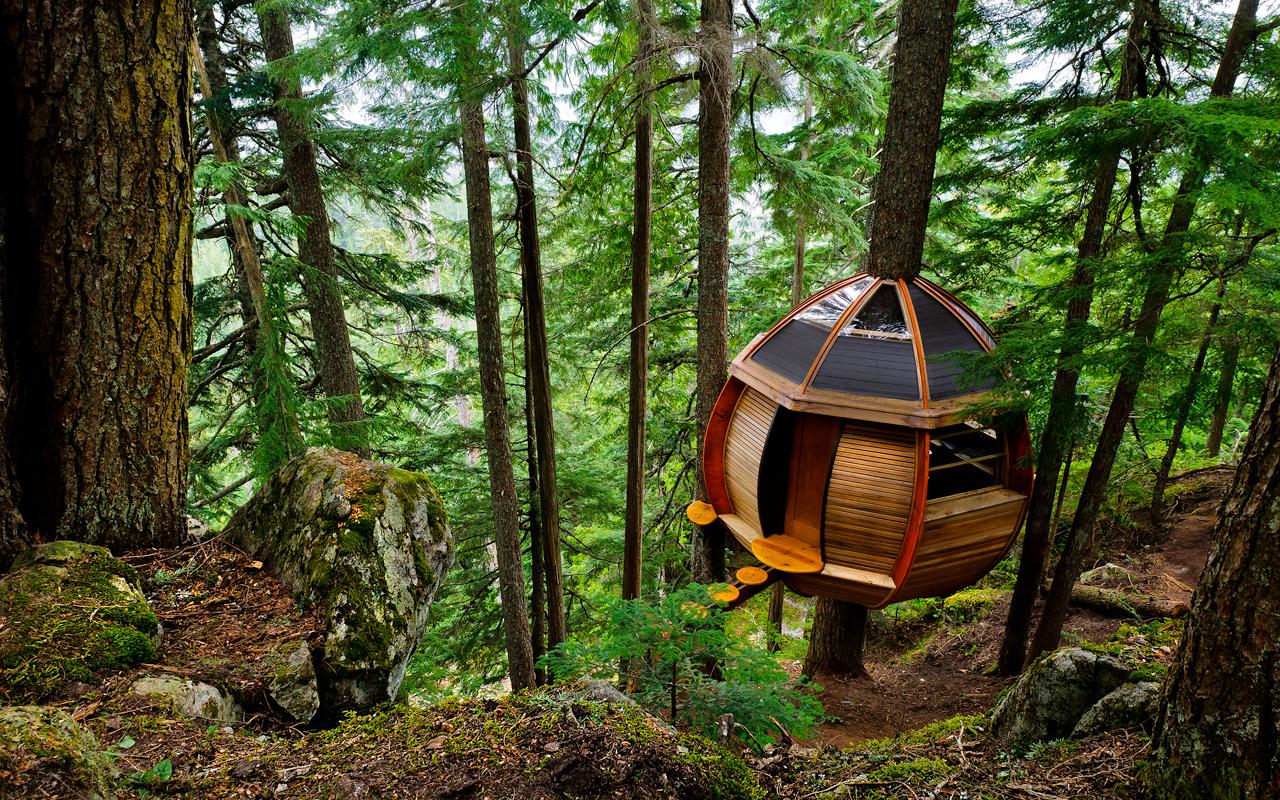 HemLoft Secret Treehouse By lucasjungmann