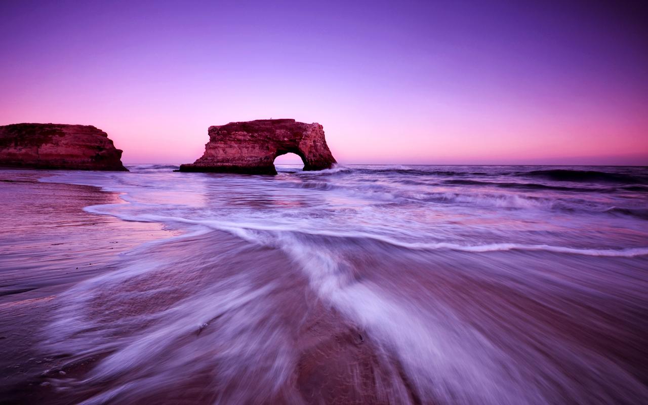 Arch on the Water By Matt Hanson