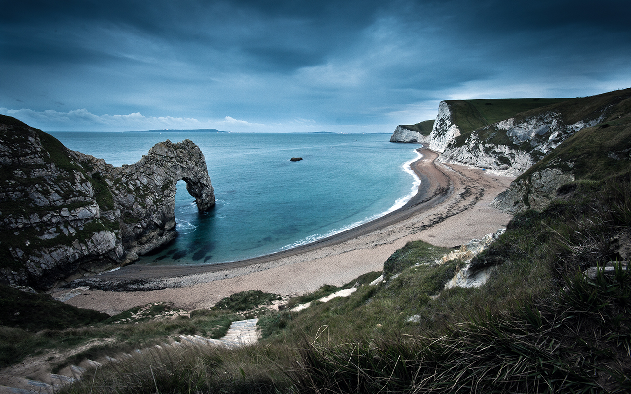 Durdle Door By AndrewBriggs