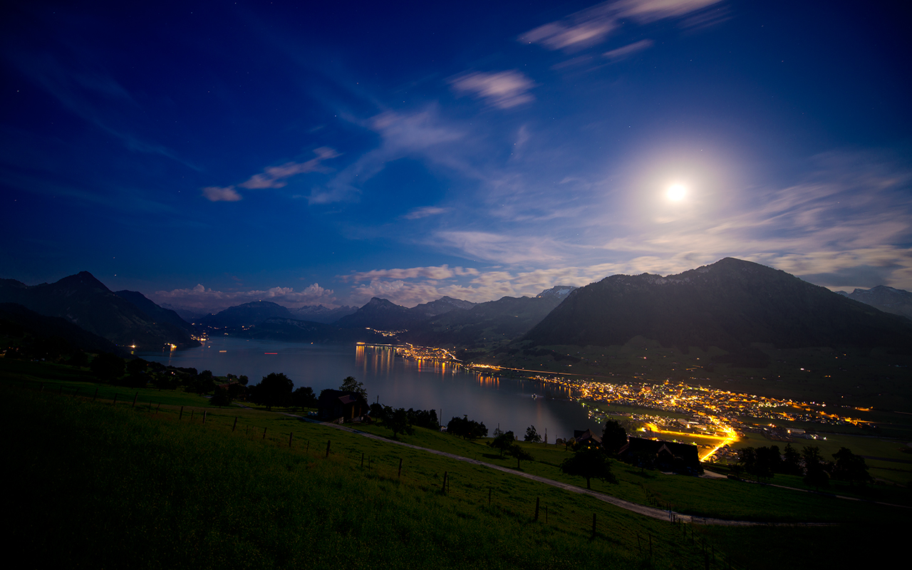 The Nature of Moonlight By Dominic Kamp