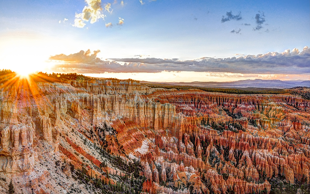 Bryce Canyon By david8090