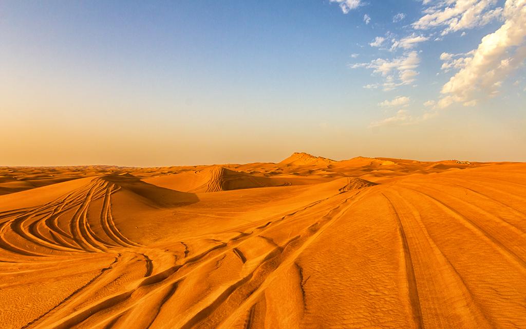 Desert Safari By Adrianvdesign