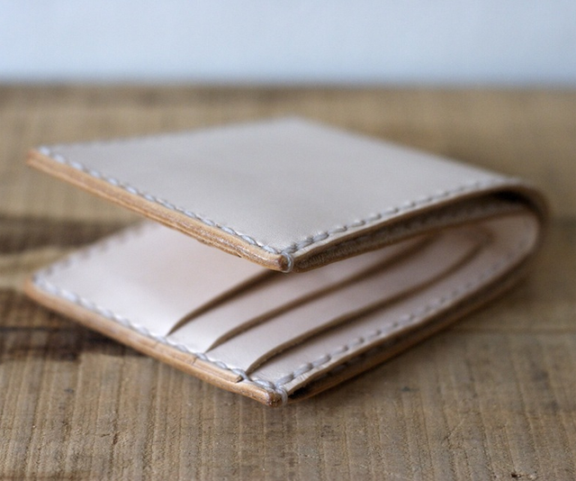 Classic Bifold Wallet by Corter Leather