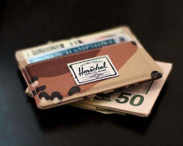 Desert Storm Wallet by Herschel Supply Co.