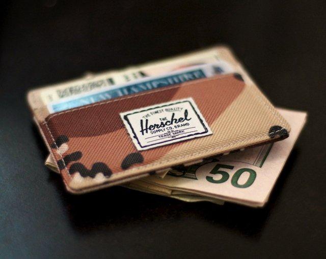 Desert Storm Wallet by Herschel Supply Co.