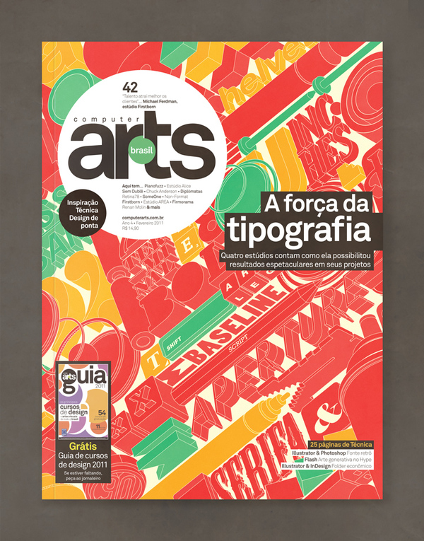 Typography | Computer Arts