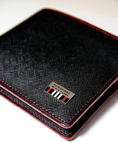 Black Label Wallet - Burberry