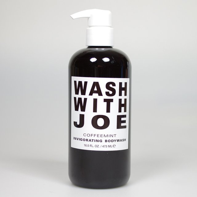 Caffeinated Coffeemint Body Wash